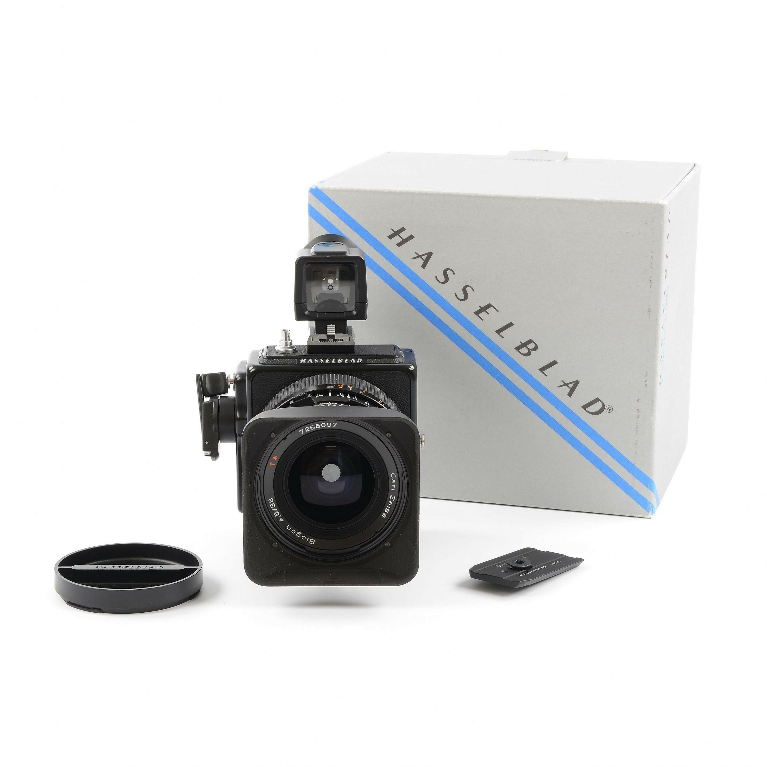 Hasselblad 903SWC Set + Box