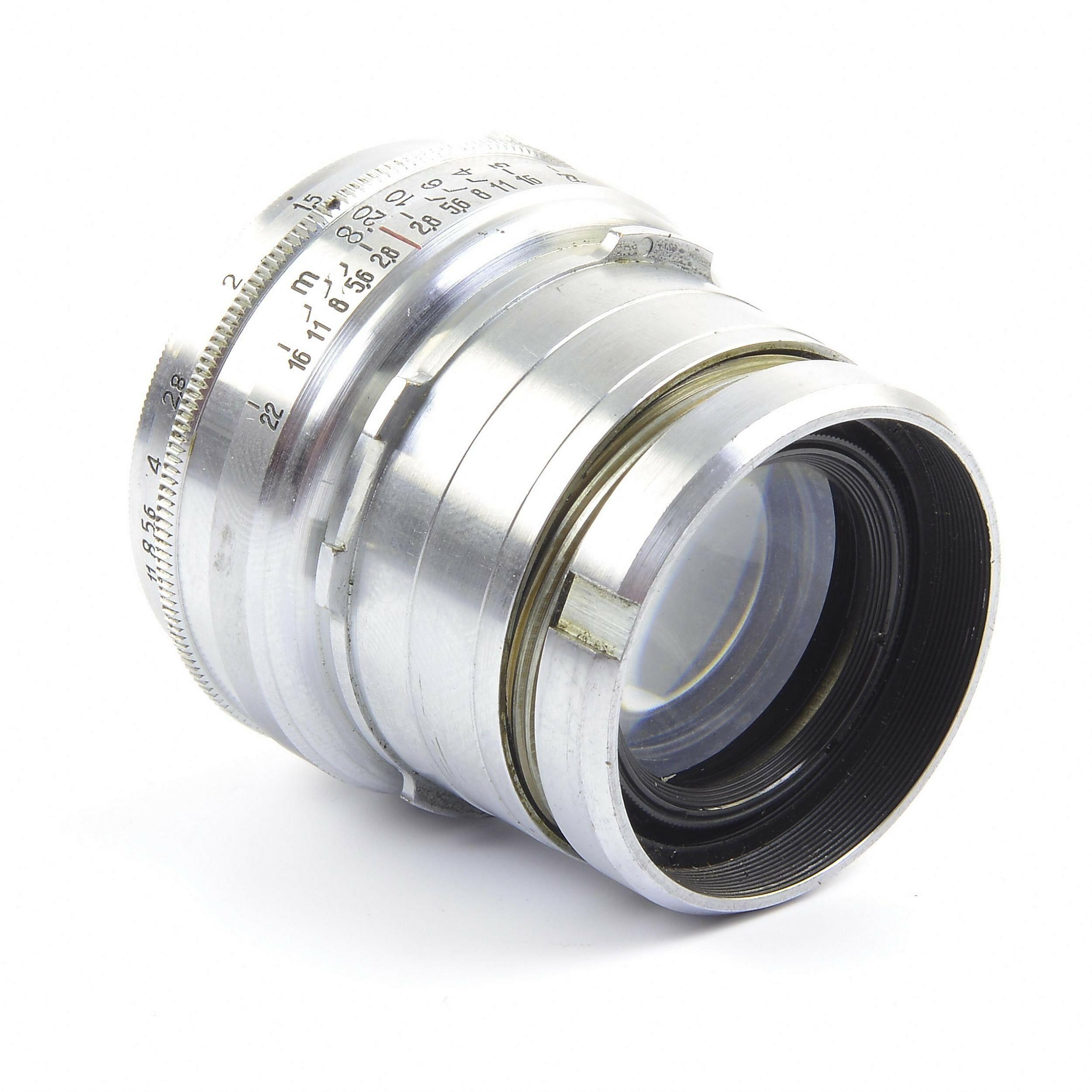 Zeiss Ikon Contaflex TLR + 50mm f1 5 Sonnar Lens