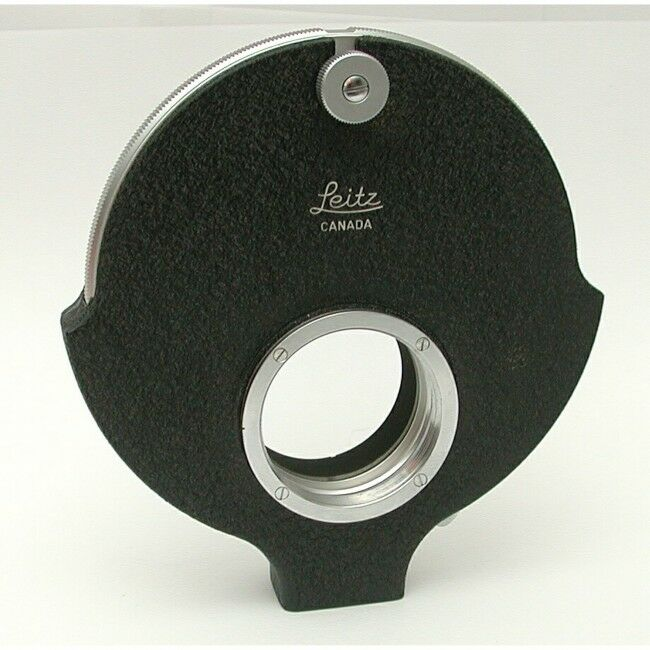 Leica Filter Turret