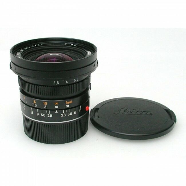 Leica 21mm f2.8 Elmarit-M