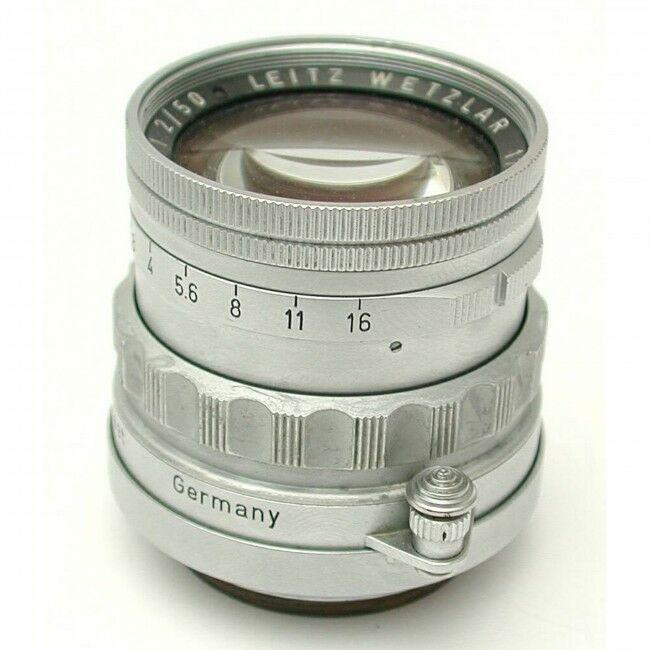 Leica 50mm f2 Summicron
