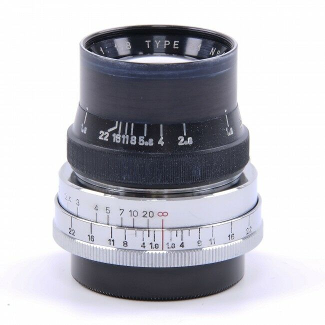 P. Angénieux 50mm f1.8 Type S1 For Leica M39 Rangefinder Coupled