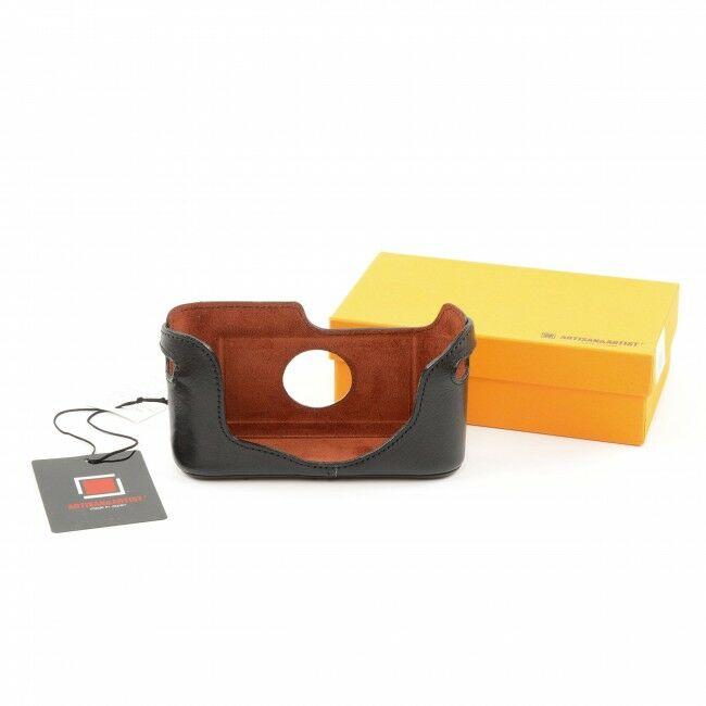 Artisan & Artist Camera Case LMB-M3 Black For Leica M2, M3, M4, M6, MP, M-A + Box