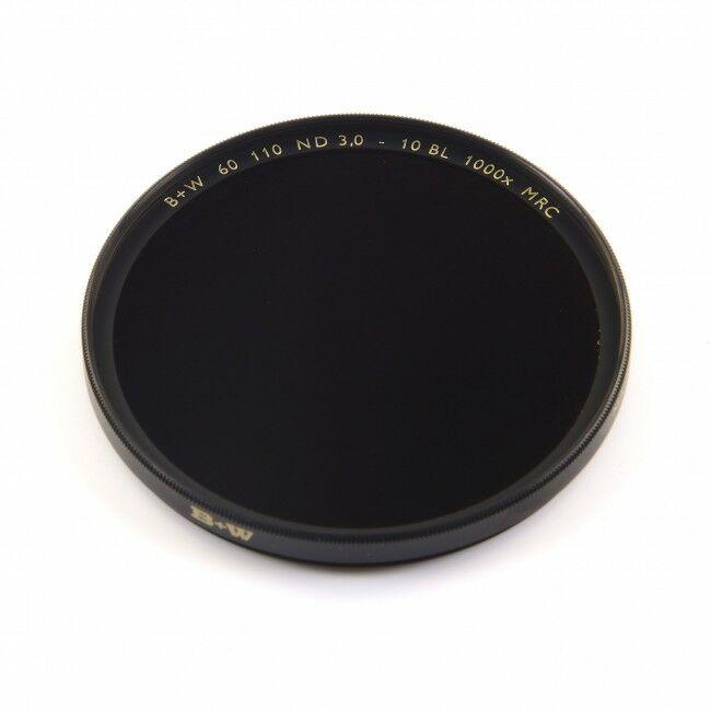 B+W 60 110 ND 3.0 - 10 BL 1000x MRC Digital F-Pro Filter