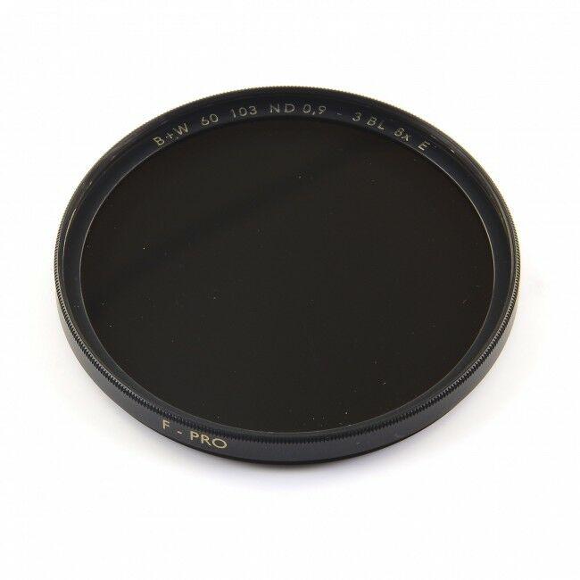 B+W 60 103 ND 0.9 - 3 BL 8x E Digital Filter
