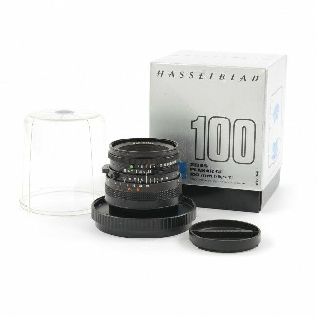 Carl Zeiss 100mm f3.5 Planar CF T* For Hasselblad V System + Box