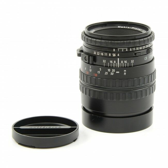 Carl Zeiss 120mm f4 Makro-Planar CB For Hasselblad