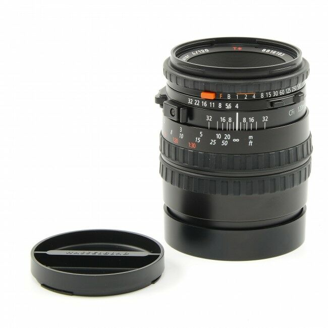 Carl Zeiss 120mm f4 Makro-Planar CFI For Hasselblad