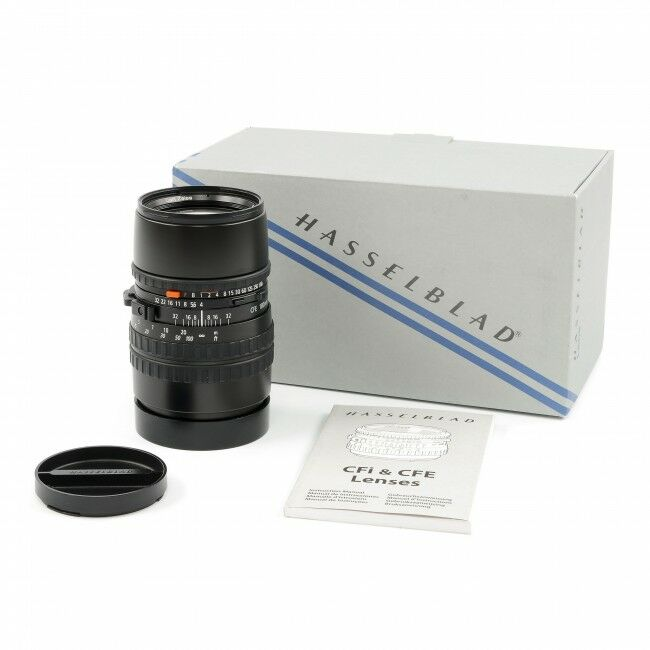 Carl Zeiss 180mm f4 Sonnar CFE For Hasselblad V System + Box