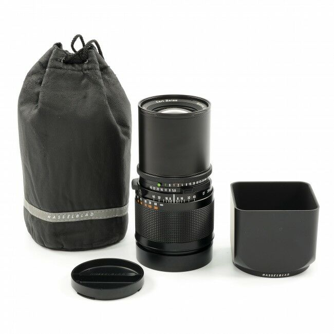 Carl Zeiss 250mm f5.6 Sonnar Superachromat CF For Hasselblad V System