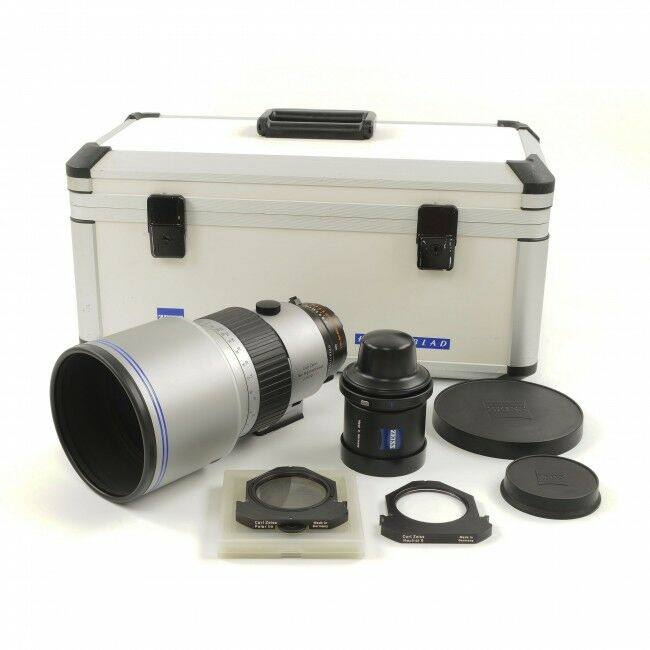 Carl Zeiss 300mm f2.8 Tele-Superachromat FE Set For Hasselblad Extremely Rare