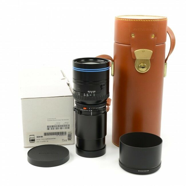 Carl Zeiss 350mm f5.6 Tele-Superachromat T* CFE For Hasselblad V System + Box