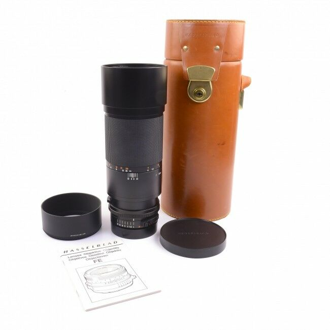 Carl Zeiss 350mm f4 Tele-Tessar FE For Hasselblad V System