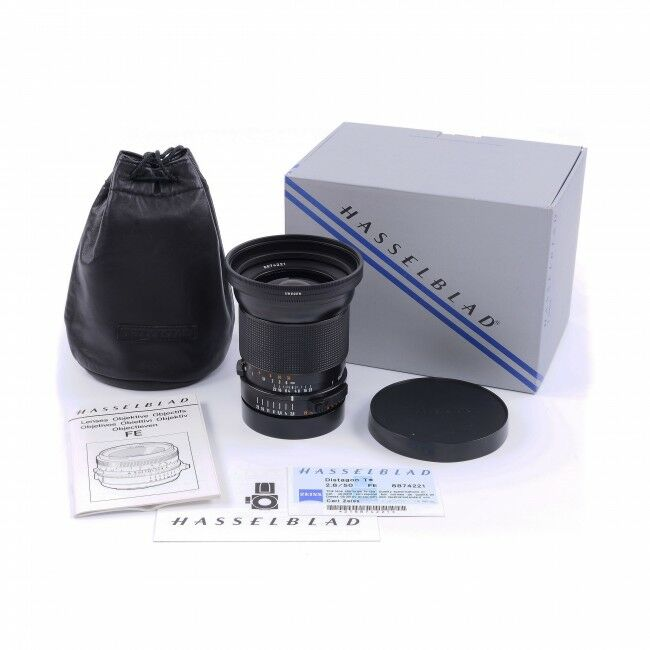 Carl Zeiss 50mm f2.8 Distagon FE + Box For Hasselblad V System