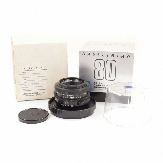 Carl Zeiss 80mm f2.8 Planar F For Hasselblad V System + Box