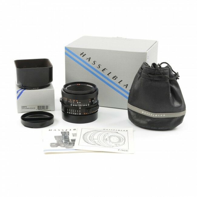 Carl Zeiss 80mm f2.8 Planar FE For Hasselblad V System + Box