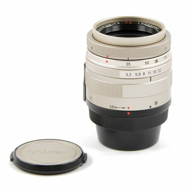 Carl Zeiss 35-70mm f3.5-5.6 Vario-Sonnar T* For Contax G1 / G2