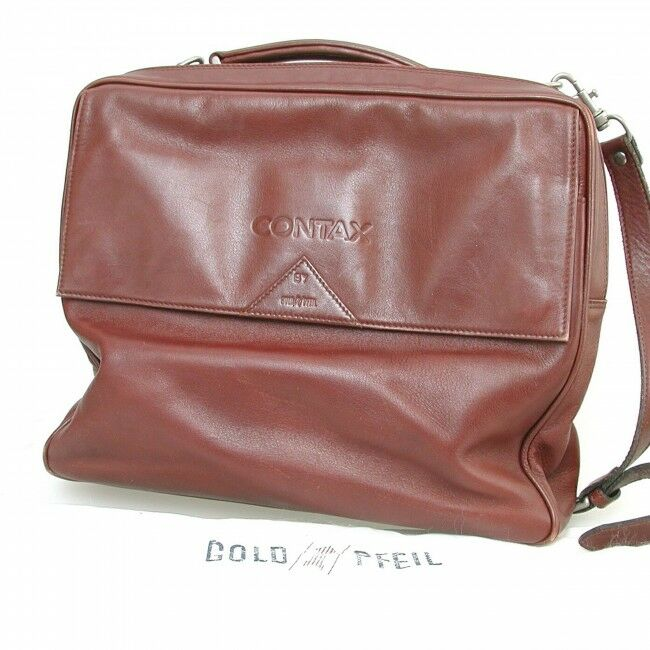Contax G1 G2 Camera Bag By GoldPfeil