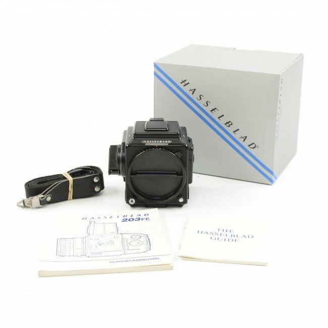 Hasselblad 203FE Black + Box
