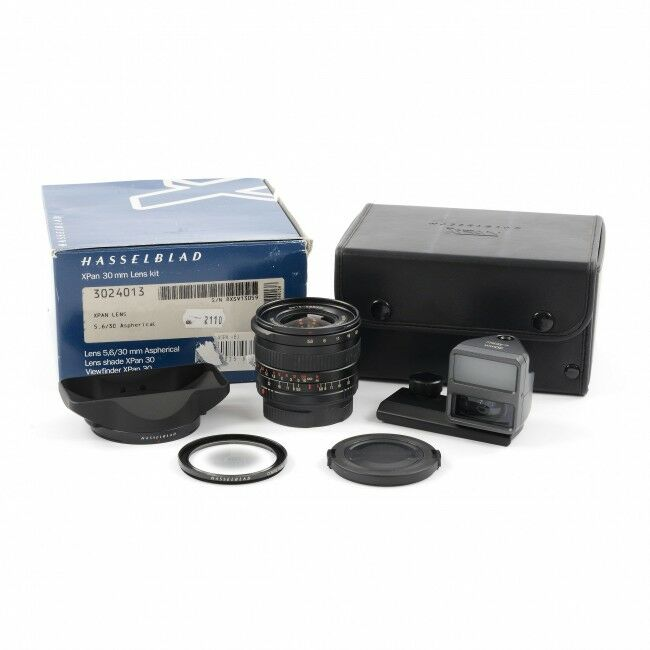 Hasselblad 30mm f5.6 XPAN Lens + Box
