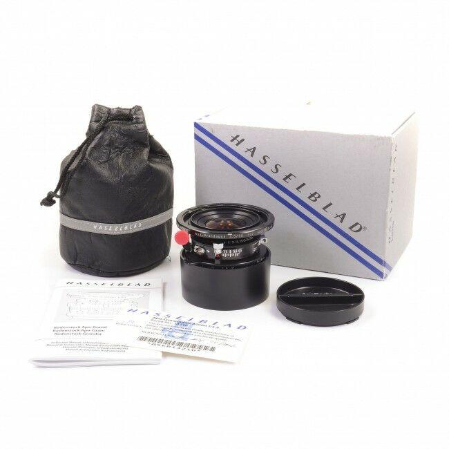Rodenstock 35mm f4.5 APO-Grandagon For Hasselblad Arcbody + Box