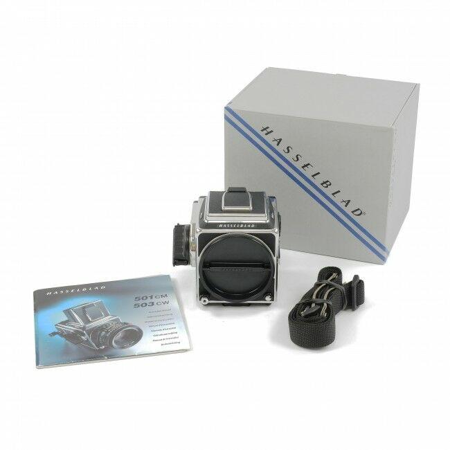 Hasselblad 503CW Chrome + Box