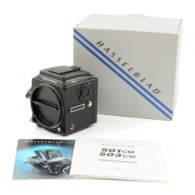 Hasselblad 503CW Black + Box