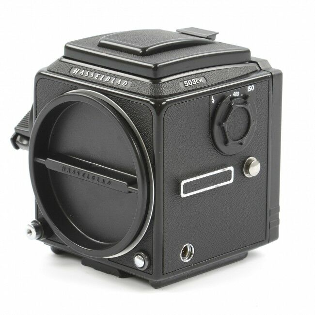 Hasselblad 503CW Black