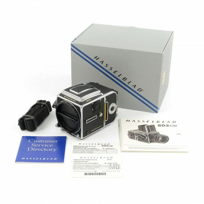 Hasselblad 503CW Millennium Set + Box