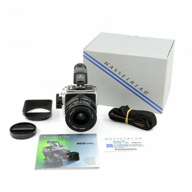 Hasselblad 905SWC Set + Box