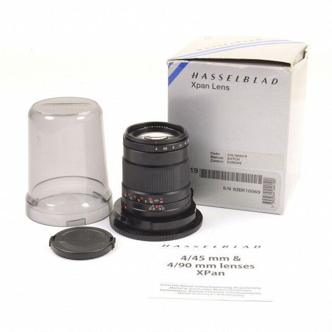 Hasselblad 90mm f4 XPAN Lens + Box