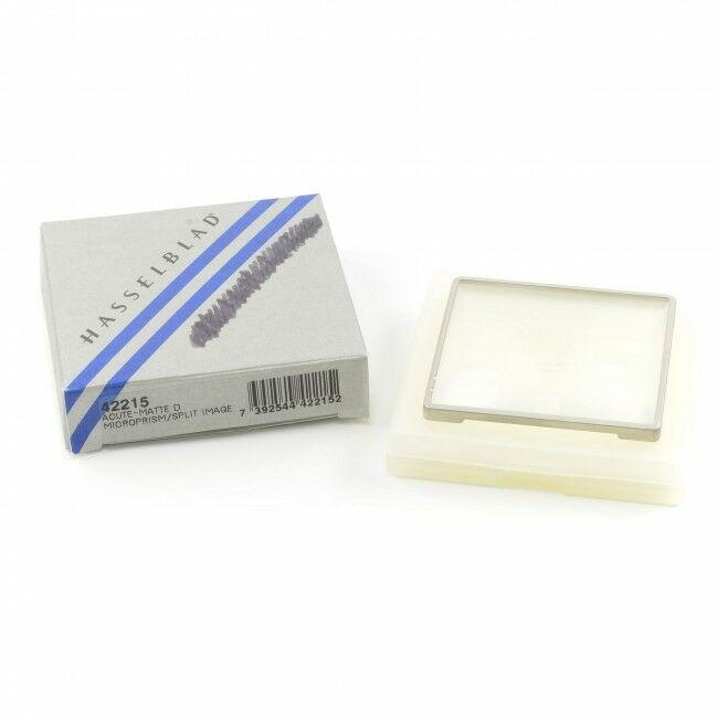 Hasselblad Acute-Matte D Microprism/Split Image Focusing Screen + Box