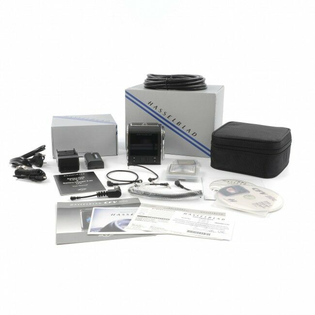 Hasselblad CFV-50c Digital Back For Hasselblad V System + Box
