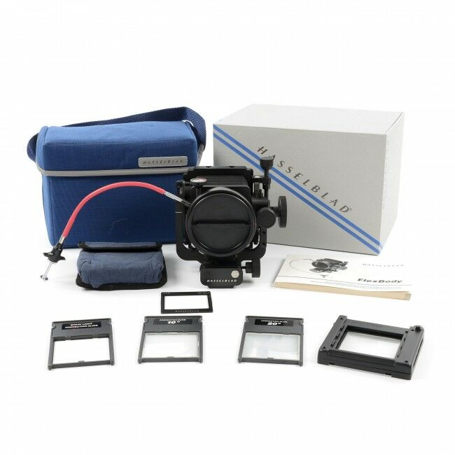 Hasselblad Flexbody Set + Box