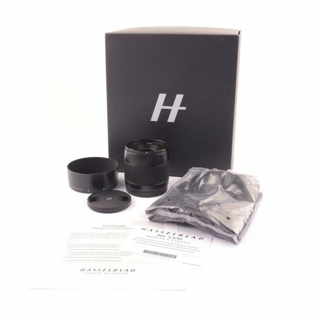 Hasselblad 45mm f3.5 XCD Lens For X1D + Box