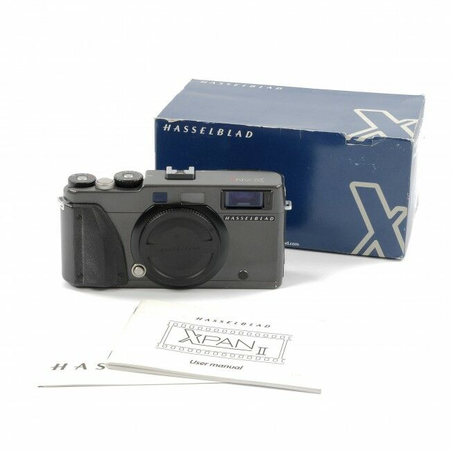 Hasselblad XPAN II Panoramic Camera + Box