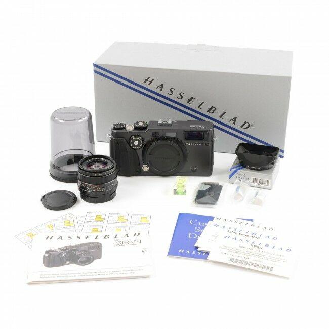 Hasselblad XPAN Panoramic Set + Box