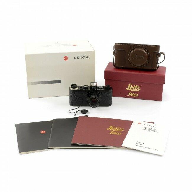 Leica 0-Serie + 50mm Anastigmat + Box
