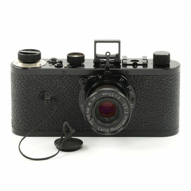 Leica 0-Serie + 50mm Anastigmat