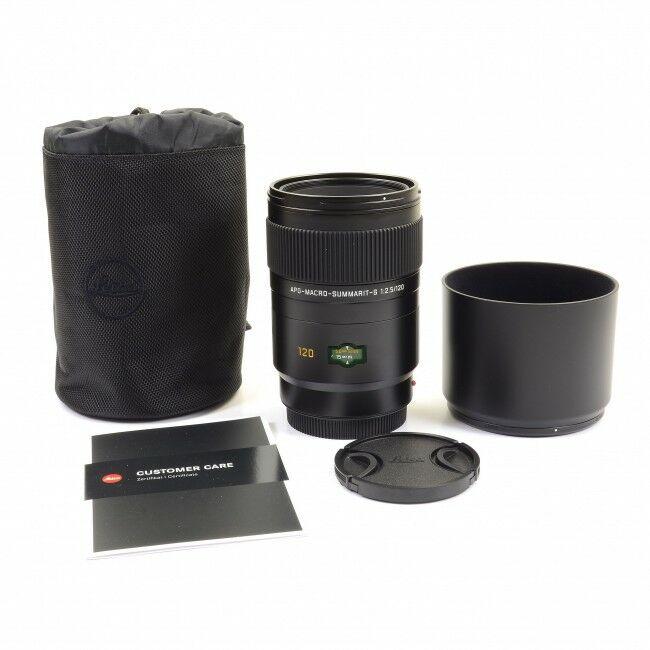 Leica 120 f2.5 APO-Macro-Summarit-S