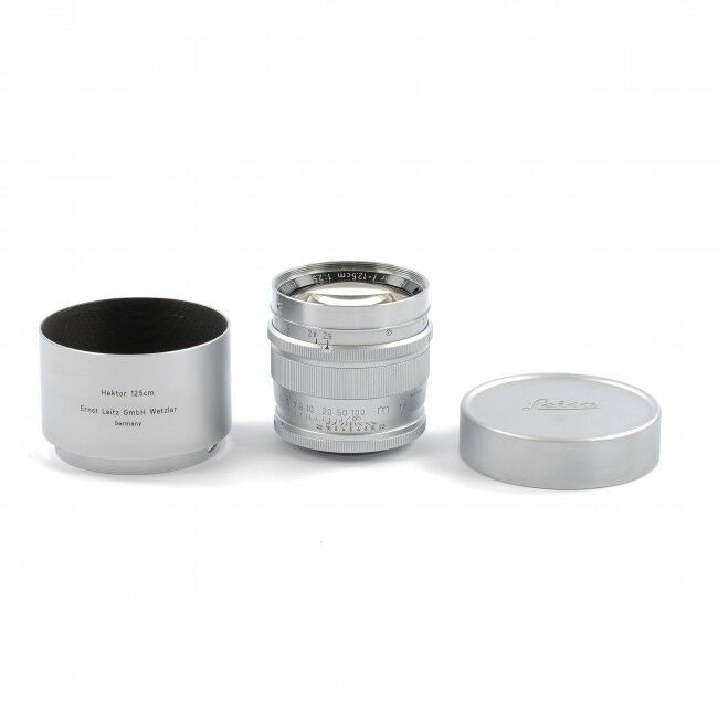 Leica 125mm f2.5 Hektor For Visoflex