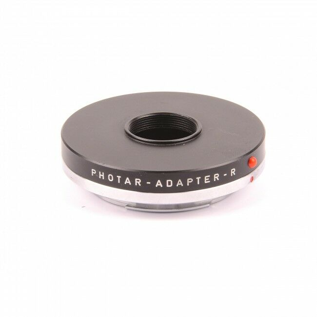 Leica 14259 Adapter For Photar On Bellows