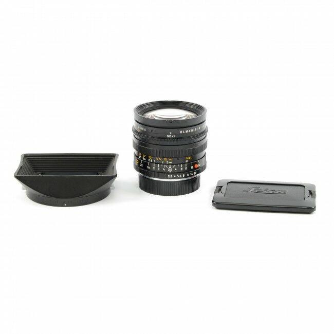 Leica 19mm f2.8 Elmarit-R MK II