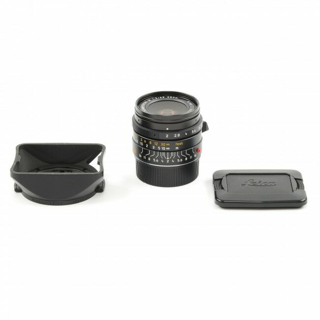 Leica 28mm f2 Summicron-M ASPH 6-Bit