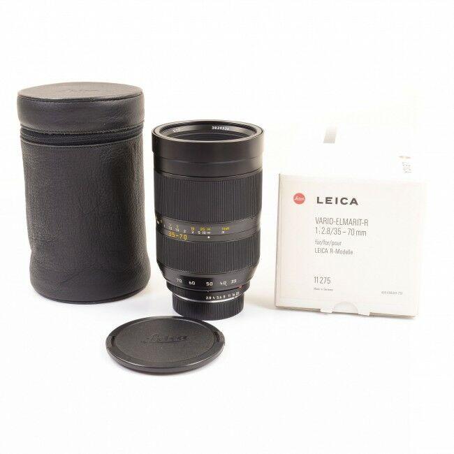 Leica 35-70mm f2.8 Vario-Elmarit-R ASPH + Box