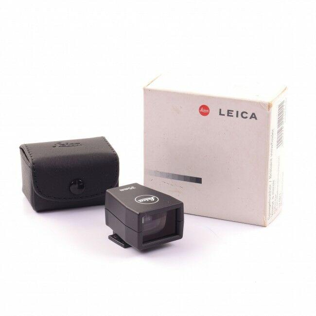 Leica 35mm Finder Plastic + Box Rare