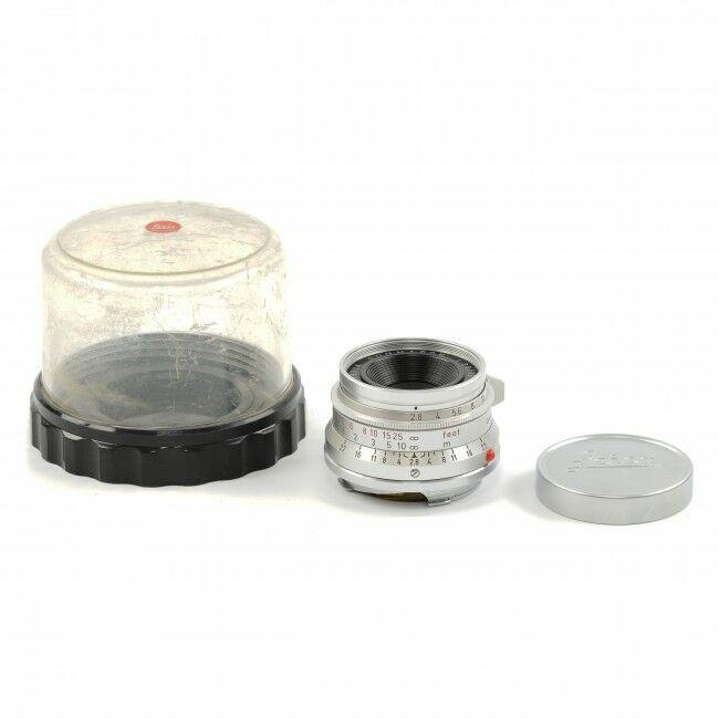 Leica 35mm f2.8 Summaron