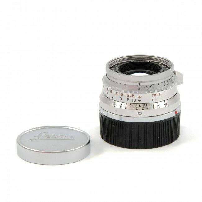 Leica 35mm f2 Summicron 8 Element Canada