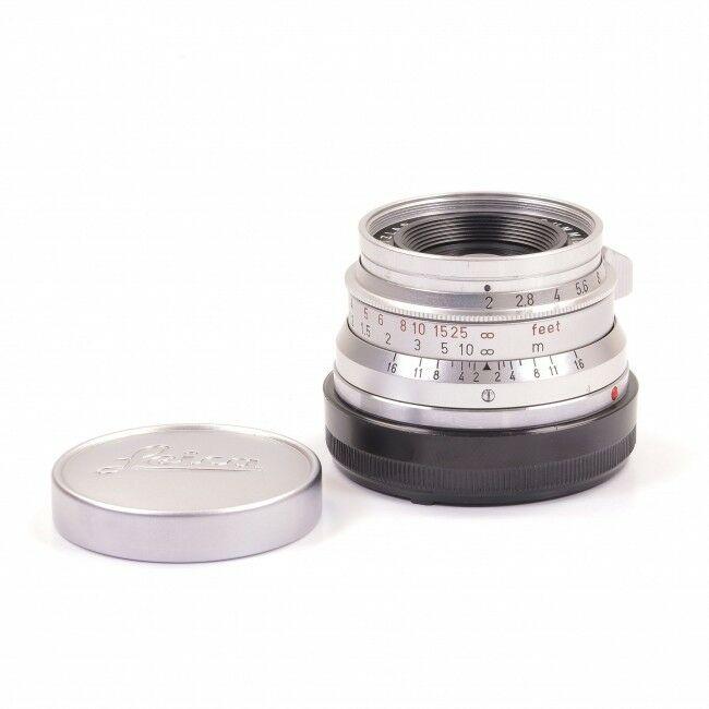 Leica 35mm f2 Summicron 8 Element Germany