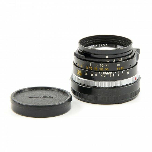 Leica 35mm f1.4 Summilux-M